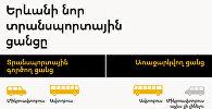 Երևանի նոր տրանսպորտային ցանցը