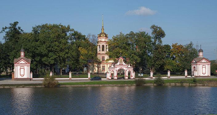 Լիանոզովնրի անվան ավանը Մոսկվայում