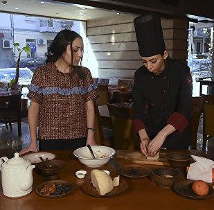 Հյուր շեֆ խոհարարին. ինչպես պատրաստել «Բիայնա» տոլմա