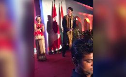 Կանադացի վարչապետի պարը ծաղրել են սոցիալական կայքերում