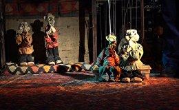 Գարի Դավթյանի մարիոնետների թատրոնը