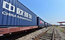 Չինաստան, լոգիստիկա