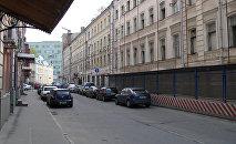 Տրուբնայա փողոցը Մոսկվայում