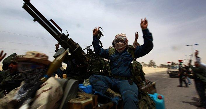 Ալ-Քաիդայի զինյալներն Իրաքում