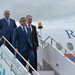 Հայաստանի նախագահի աշխատանքային այցը Ռուսաստան