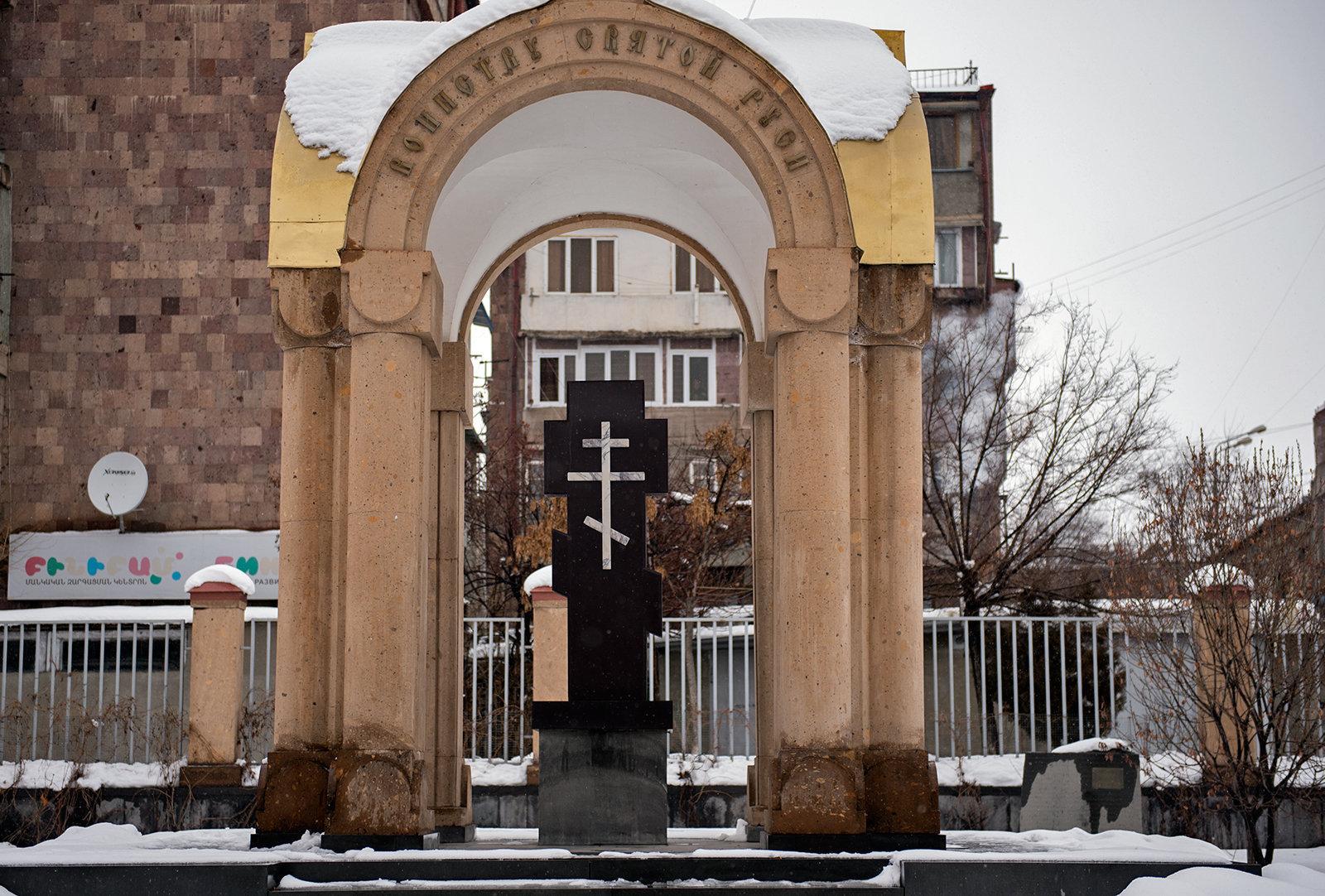 Храм Покрова Пресвятой Богородицы и Приснодевы Марии в Ереване