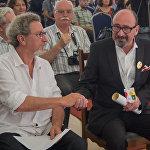 Ֆրանսիացի ռեժիսոր Ռոբեր Գեդիգյանը պարգևատրվել է «Եղիցի լույս» մրցանակով