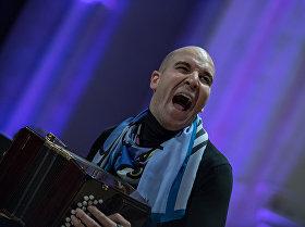 Ակորդեոնահար Մարիո Ստեֆանո Պիետրոդարկի