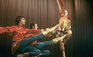 Фрагмент танца Калинка