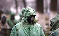 Учения российских химиков ЮВО