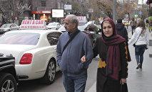Իրանցիները` Երևանում