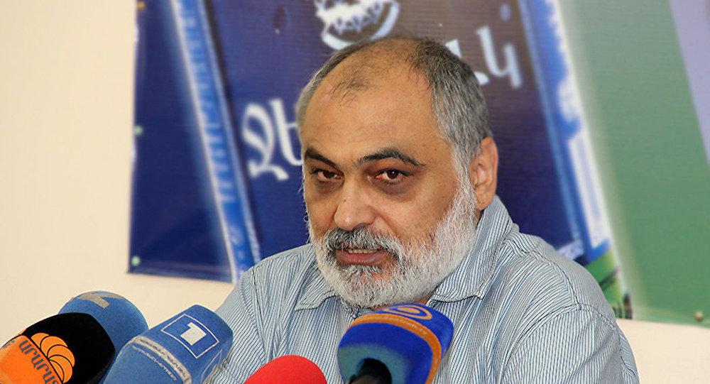 Рубен Сафрастян, директор Института Востоковедения НАН Армении