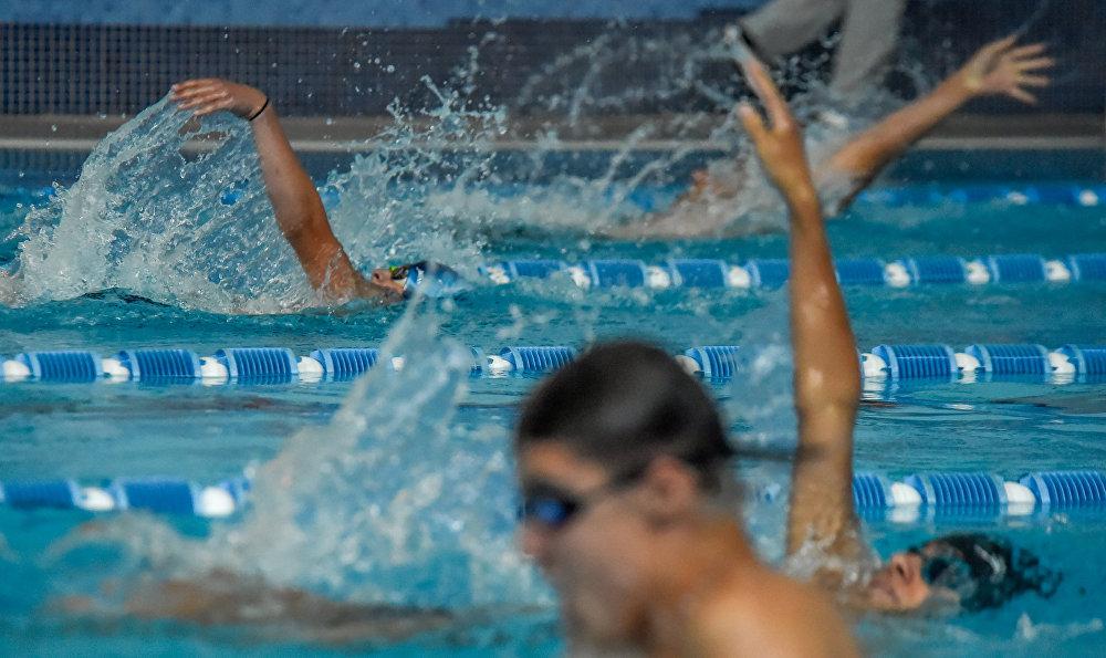 Համահայկական վեցերորդ խաղերի շրջանակում մեկնարկել է լողի մրցաշարը