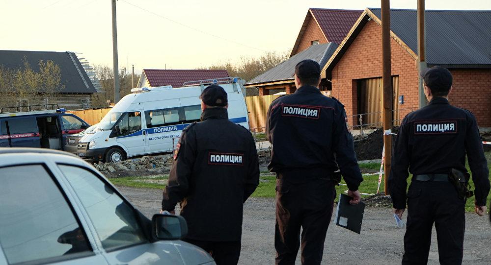 ՌԴ ոստիկանություն