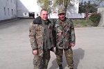 Дмитрий Писаренко и Юра Алексанян