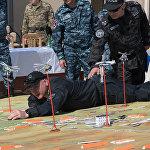 «Կոբալտ 2016» զորավարժությունների մակետը