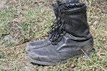 Солдатские ботинки