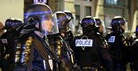 Ֆրանսիացի ոստիկաններ. արխիվային ֆոտո
