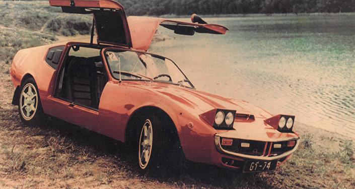Մկրտիչ Սարգսյանը պատմում է ԽՍՀՄ տարիներին իր և Ռաֆիկ Օրդյանի ստեղծած բացառիկ մեքենայի մասին