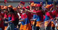 Հայաստանի 25 ամյակին նվիրված շքահանդես