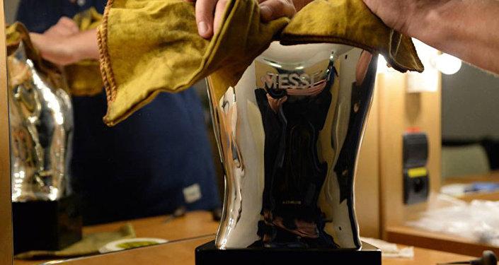 Лео Месси признан лучшим футболистом Европы 2015 года