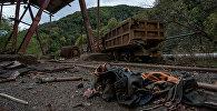 Լքված հանքավայր Ախթալայում