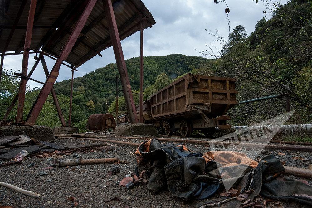 Լքված հանք Ախթալայում