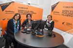 Сюзан Маргарян и Тигрануи Карапетян в гостях у радио Sputnik Армения