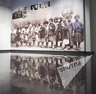 Սպիտակ տան հայկական գորգն ու 50 գրամ բրինձ սոված որբերի համար