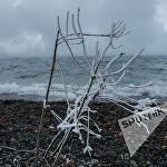 Սևանա լճի ձմեռային գեղեցկությունը