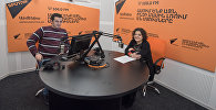 Сусанна Арутюнян в гостях у радио Sputnik Армения
