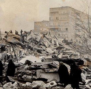 Երկրաշարժ. 7 դեկտեմբերի 1988 թիվ