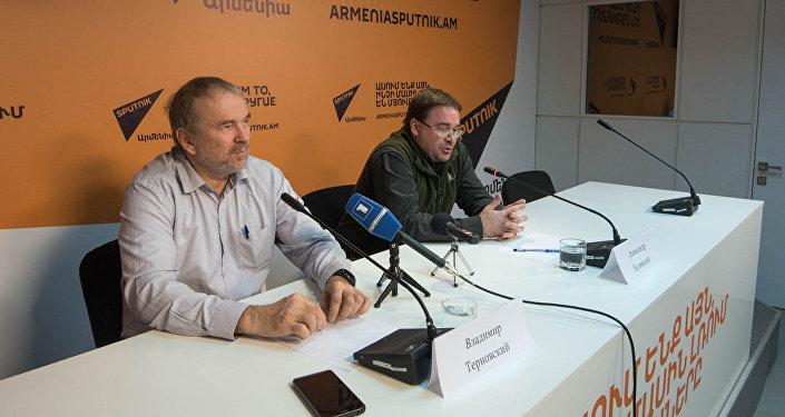 Վլադիմիր Տերնովսկին և Ալեքսանդր Կուլևսկին
