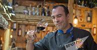 ComeCalla ռեստորանի շեֆ-խոհարար Իվան Սանտանա Լոպես