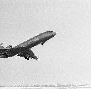 ТУ-154 ինքնաթիռ