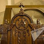 Սուրբ Գրիգոր Լուսավորիչ եկեղեցու խորանը