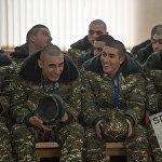 Ձմեռային զորակոչ 2017. Նորակոչիկներ, Երևան