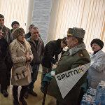 ՀՀ ԶՈՒ գլխավոր շտաբի պետ Մովսես Հակոբյանը՝ նորակոչիկների ծնողների հետ