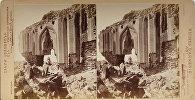 Ստերեոսկոպիկ պատկեր՝ «Ավերք Հայաստանի. Անի» ալբոմից