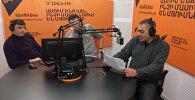 Արթուր Իսպիրյանը կատարում է սիրված երգեր Sputnik Արմենիայի առավոտյան եթերում