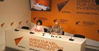 Sputnik Արմենիա մամուլի կենտրոնում տեղի է ունեցել Հայաստանի դահուկային ֆեդերացիայի փոխնախագահ Գագիկ Սարգսյանի ասուլիսը