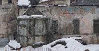 Քանդված հայ կաթողիկե եկեղեցի Բաթումում