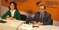 Sputnik Արմենիա մամուլի կենտրոնում կայացել է  ՀՀ ԱԺ պատգամավոր Թևան Պողոսյանի ասուլիսը` Ներքաղաքական զարգացումներ, նախընտրական խմորումներ թեմայով