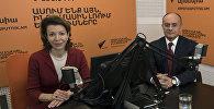 Վերոնիկա Կրաշեննիկովան և Սեյրան Օհանյանը
