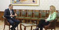 Sputnik Արմենիային բացառիկ հարցազրույցում Վարդան Արամյանը մանրամասնել է Հայաստանի որդեգրած ֆինանսական կառավարման քաղաքականությունը