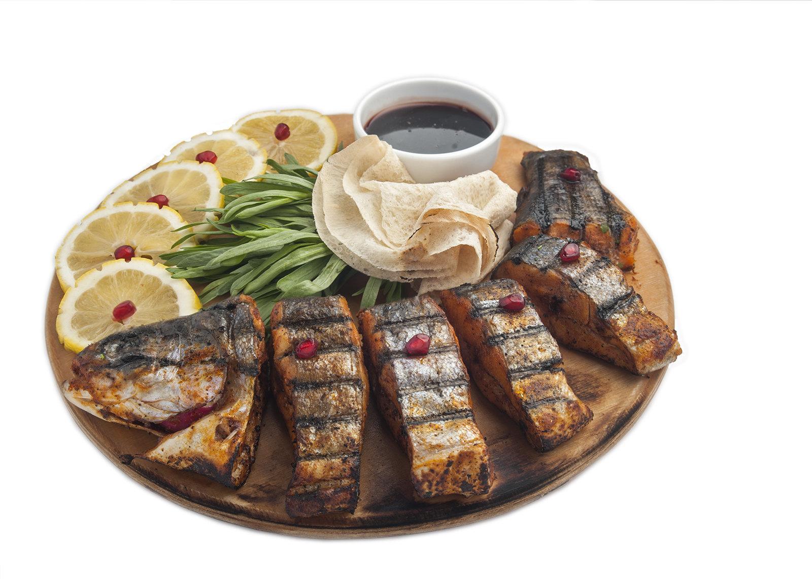 армянское национальное блюдо из рыбы
