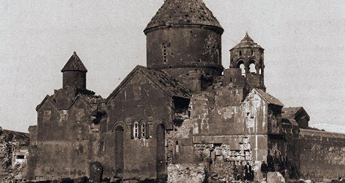 Հոռոմոսի վանքը. 20-րդ դարի սկիզբ