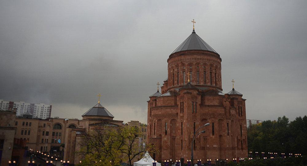 Հայ առաքելական եկեղեցին Մոսկվայում