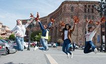 Հայաստանում անցկացվեց «Գեորգիևյան ժապավեն» ակցիան