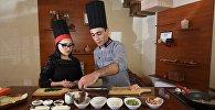 Հյուր շեֆ-խոհարարին. ինչպես պատրաստել Տիգրանակերտ ուտեստը